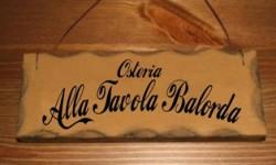 Alla Tavola Balorda