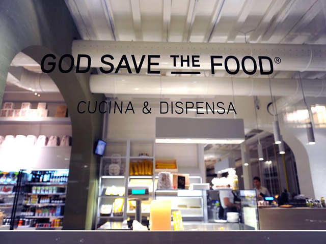 God Save The Food
