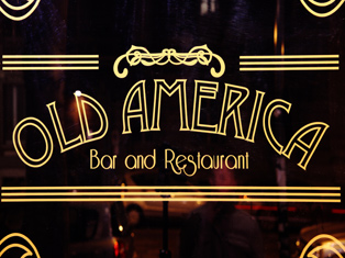 Old America Bar and Restaurant