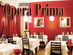 Osteria Opera Prima