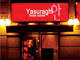 Yasuraghi