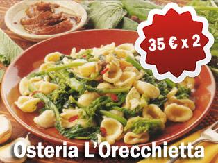 Osteria L'Orecchietta