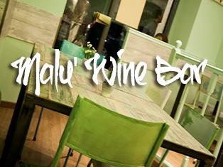 Malu Wine Bar