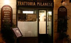 trattoria_milanese_milano