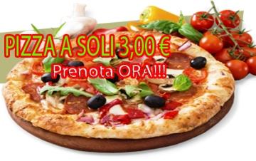 Pizza a 3 € presso ristorante La Svolta Milano