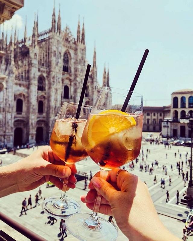 Tornano gli aperitivi più esclusivi di Milano