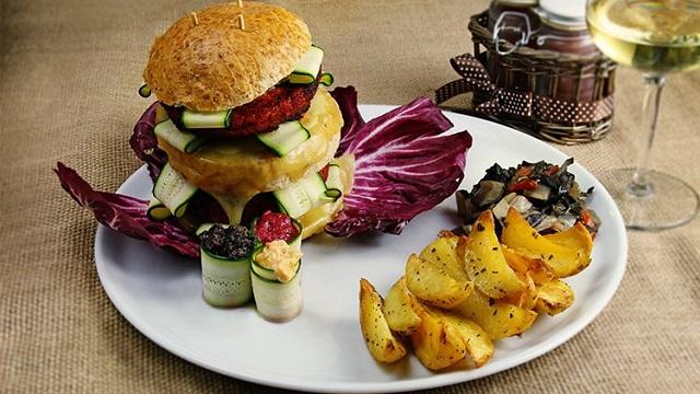 5 piatti vegani a domicilio da provare