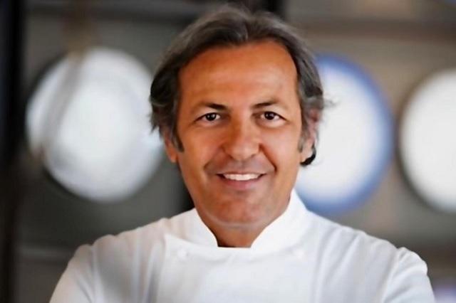 Filippo La Mantia cucina con Giancarlo Morelli