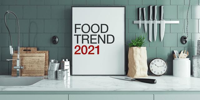 I 10 FOOD TRENDS 2021