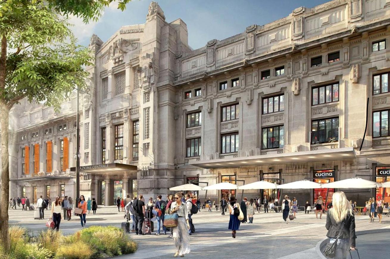 Il Mercato Centrale di Milano, il nuovo mood dedicato al food e all'arte